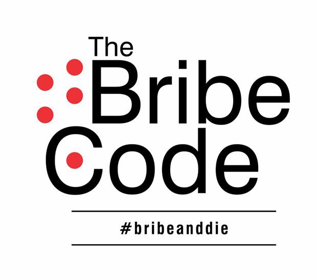 BribeCode Logo